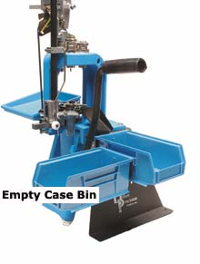 Empty Case Bin
