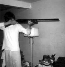 First Shotgun