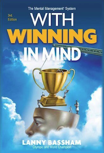 With winning in mind book