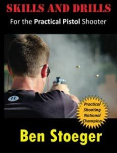 skills and drills pistol training book