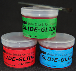 4 tubs of slide-glide